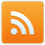 64x64px size png icon of rss