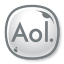 64x64px size png icon of Aol