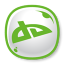 64x64px size png icon of Deviantart