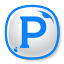 64x64px size png icon of Pandora