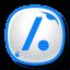 64x64px size png icon of Slashdot