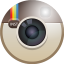 64x64px size png icon of Hover Instagram 4