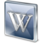 64x64px size png icon of Wikipedia