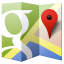 64x64px size png icon of Google Maps