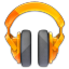 64x64px size png icon of Google Play Music