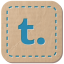 64x64px size png icon of Tumblr