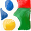64x64px size png icon of Google