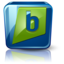 64x64px size png icon of Brightkite