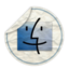 64x64px size png icon of finder