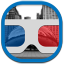 64x64px size png icon of goggles