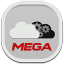 64x64px size png icon of mega