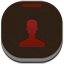 64x64px size png icon of contacts