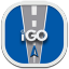 64x64px size png icon of igo