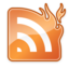 64x64px size png icon of NewsFire (Gloss)