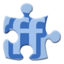 64x64px size png icon of Friendfeed
