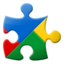 64x64px size png icon of Google buzz
