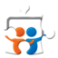 64x64px size png icon of Slideshare