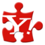 64x64px size png icon of Yahoo
