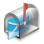 64x64px size png icon of inbox