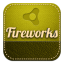 64x64px size png icon of fireworks