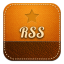64x64px size png icon of rss feed