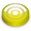 64x64px size png icon of Rss lemon circle