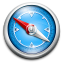 64x64px size png icon of Blue Classic