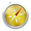 64x64px size png icon of safari8