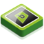 64x64px size png icon of Brightkite 256