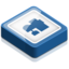 64x64px size png icon of Digg