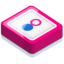 64x64px size png icon of Flickr