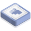 64x64px size png icon of Myspace