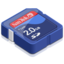64x64px size png icon of SD Card