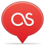 64x64px size png icon of social balloon lastfm