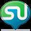 64x64px size png icon of social balloon stumbleupon