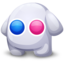 64x64px size png icon of Flickr creatures