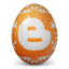 64x64px size png icon of blogger