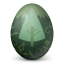 64x64px size png icon of forrst