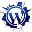 64x64px size png icon of social inside wordpress
