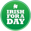 64x64px size png icon of st patricks day irish for a day