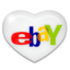 64x64px size png icon of Ebay