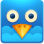 64x64px size png icon of Twitter square