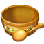 64x64px size png icon of Bowl Empty