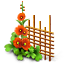 64x64px size png icon of Flowers