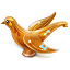 64x64px size png icon of Wood Bird