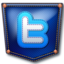 64x64px size png icon of twitter jeans