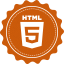64x64px size png icon of html 5
