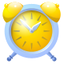 64x64px size png icon of alarm
