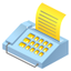 64x64px size png icon of fax