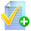 64x64px size png icon of todo list add